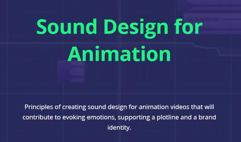 [Motion Design School] Саунд-Дизайн для анимации [Daruma Audio] (2019)